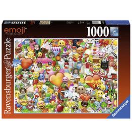 Ravensburger Ravensburger puzzel 159840  Emoji II 1000 stukjes