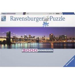Ravensburger Ravensburger puzzel 166947  New York City 2000 stukjes
