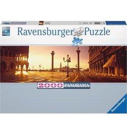Ravensburger Ravensburger puzzel  166923  San Marcoplein Venetie 2000 stukjes
