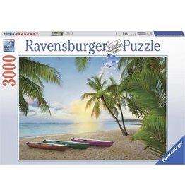 Ravensburger Ravensburger puzzel  170715 Palmenparadijs 3000 stukjes