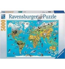 Ravensburger Ravensburger puzzel  174287  Fascinerende Aarde - 5000 stukjes