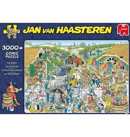 Jumbo Jumbo puzzel Jan van Haasteren 19198 De Wijnmakerij 3000 stukjes