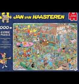 Jumbo Jumbo puzzel Jan van Haasteren 20035 Kinderfeestje 1000 stukjes