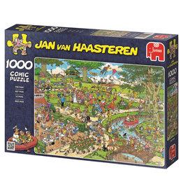 Jumbo Jumbo puzzel Jan van Haasteren 01492 Het Park 1000 stukjes