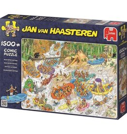 Jumbo Jumbo puzzel Jan van Haasteren 19015  Wild water raften 1500 stukjes