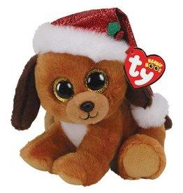 Ty Ty Beanie Boo's Kerst Howlidays de Hond 15cm