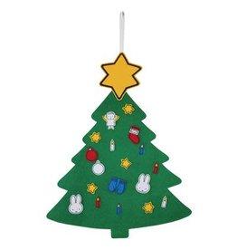 Bambolino Toys Nijntje Kerstboom vilt