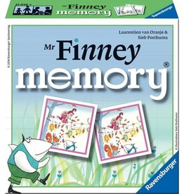 Ravensburger Mr Finney Mini Memory