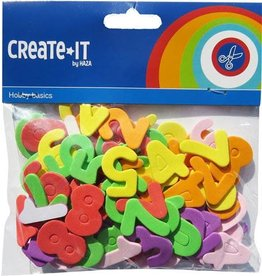 Create-It Haza Create-IT Foam Cijfers 100 stuks