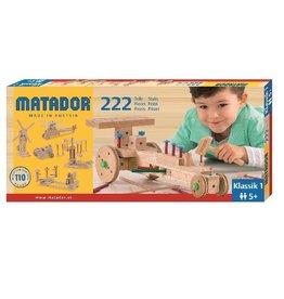 Matador Matador Klassik 1, 222-Delig