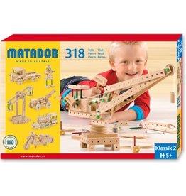 Matador Matador Klassik 2, 318-Delig