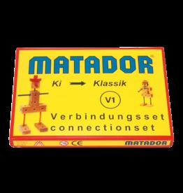 Matador Matador V1 Verbindingsset, 84-Delig