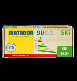 Matador Matador Maker Koppelstaven S-KI, 90-Delig