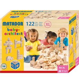 Matador Matador Baby Architect 3D XL, 122-Delig