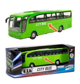 City City TavelBus - diecast