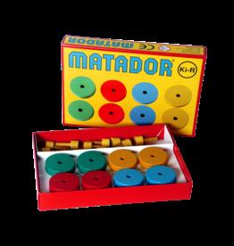 Matador Matador Maker Ki-R Wielen Aanvulset, 18-Delig