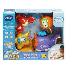 Vtech Vtech Blub Blub Dieren  Wendy Walvis 12+ mnd (80-186823)