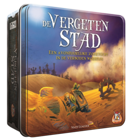 White Gobelin Games White Goblin Games De Vergeten Stad - Bordspel