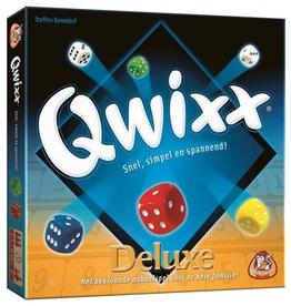 White Gobelin Games White Goblin Games Qwixx Deluxe - Dobbelspel