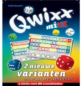 White Gobelin Games White Goblin Games Qwixx Mixx - Dobbelspel