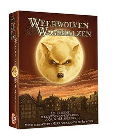 White Gobelin Games White Goblin Games Weerwolven & Waaghalzen - Kaartspel
