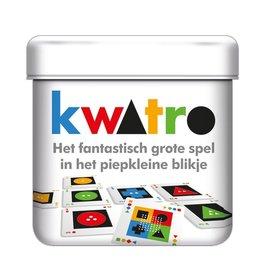 White Gobelin Games White Goblin Games Kwatro - Kaartspel