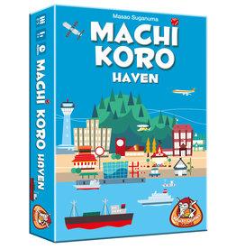 White Gobelin Games White Goblin Games Machi Koro: Haven - Dobbelspel