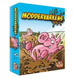 White Gobelin Games White Goblin Games Moddervarkens - Kaartspel