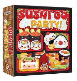 White Gobelin Games White Goblin Games Sushi Go Party! - Kaartspel