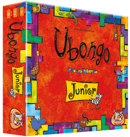 White Gobelin Games White Goblin Games Ubongo Junior - Bordspel