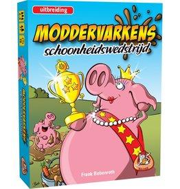 White Gobelin Games White Goblin Games Moddervarkens: Schoonheidswedstrijd - Kaartspel