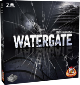White Gobelin Games White Goblin Games Watergate - Bordspel
