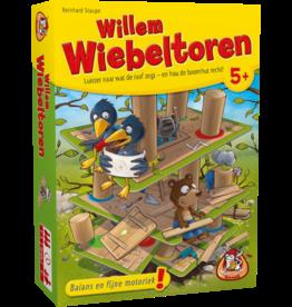 White Gobelin Games White Goblin Games Willem Wiebeltoren (Gele Reeks) - Behendigheidsspel