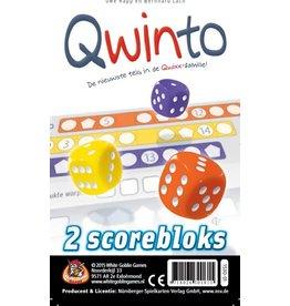 White Gobelin Games White Goblin Games Qwinto Blocks - Dobbelspel