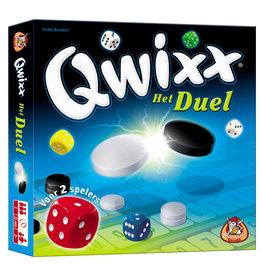 White Gobelin Games White Goblin Games Qwixx Het Duel - Dobbelspel
