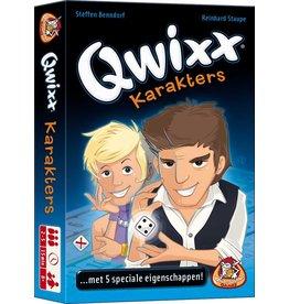 White Gobelin Games White Goblin Games Qwixx Karakters - Dobbelspel
