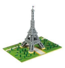Brixies Brixies Collectors Edition Eiffeltower (2800 stukjes)