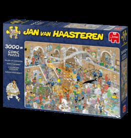 Jumbo Jumbo puzzel Jan van Haasteren 20031 Rariteitenkabinet 3000 stukjes