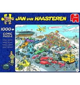 Jumbo Jumbo puzzel Jan van Haasteren 19093 Formule 1 de Start 1000 stukjes