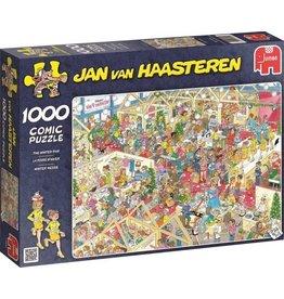 Jumbo Jumbo puzzel Jan van Haasteren  Winterfair 1000 stukjes
