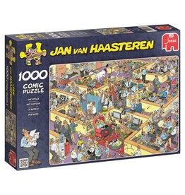Jumbo Jumbo puzzel Jan van Haasteren Het kantoor  1000stukjes