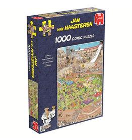 Jumbo Jumbo puzzel Jan van Haasteren Olympische Spelen 1000 stukjes