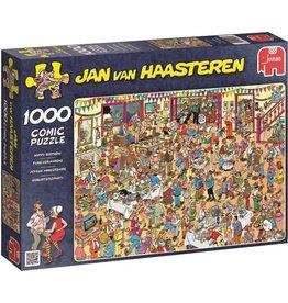 Jumbo Jumbo puzzel Jan van Haasteren Fijne verjaardag1000 stukjes