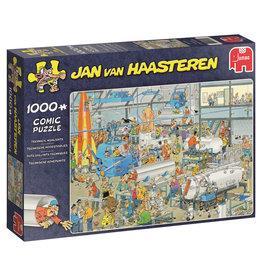 Jumbo Jumbo puzzel Jan van Haasteren Technische hoogstandjes 1000 stukjes