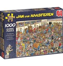 Jumbo Jumbo puzzel Jan van Haasteren Op zoek naar de schat 1000 stukjes