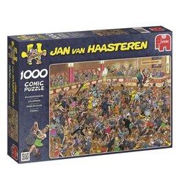 Jumbo Jumbo puzzel Jan van Haasteren Stijldansen 1000 stukjes
