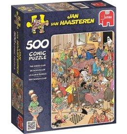Jumbo Jumbo puzzel Jan van Haasteren De schaakclub  500 stukjes