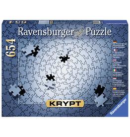 Ravensburger Ravensburger puzzel 159642  Krypt  Zilver 1000 stukjes