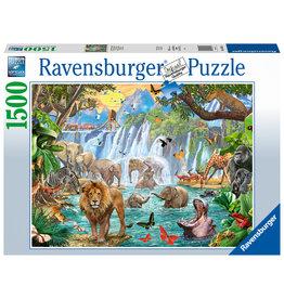 Ravensburger Ravensburger puzzel 164615 Waterval in de jungle 1500 stukjes