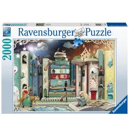 Ravensburger Ravensburger puzzel 164639 De straat van de Romans 2000 stukjes